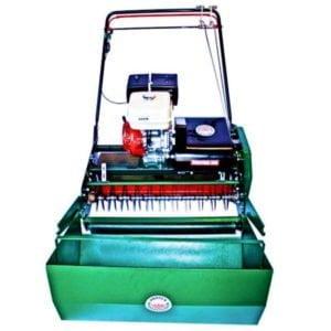 HD Scarifier & Verticutter cylinder mower