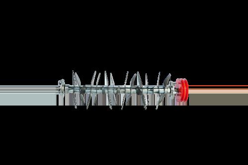 SVG500 Blade-Type Scarifying Reel