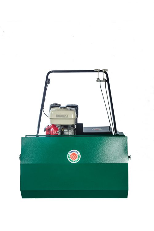 Bowling Green Machine with grassbox