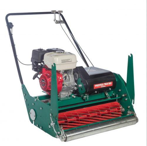 BG760 Petrol Mower