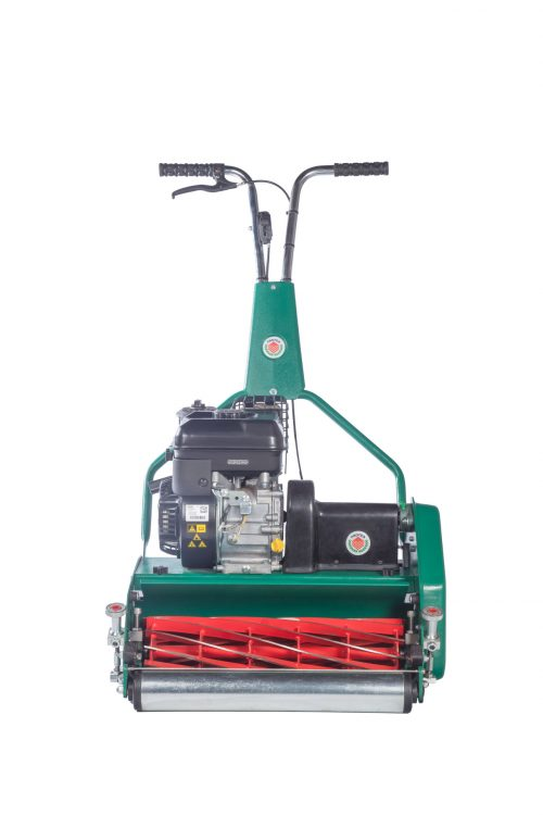 SI Greens Click Mower Front