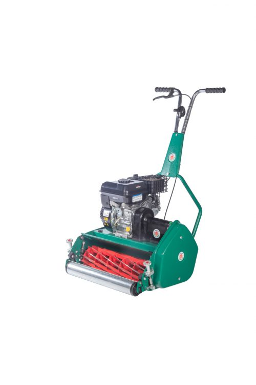 SI510 Greens Click Mower Side view