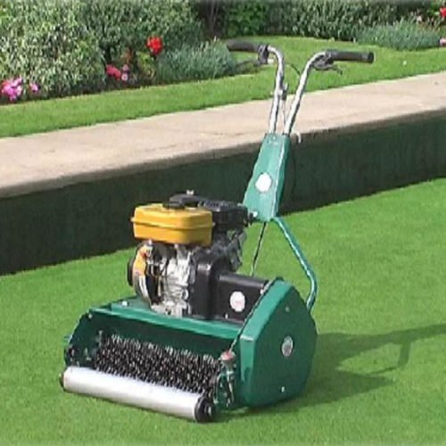 SI 510 (20) & 630 (25) Greens Mower And Dethatching European Version (Petrol) Additional image