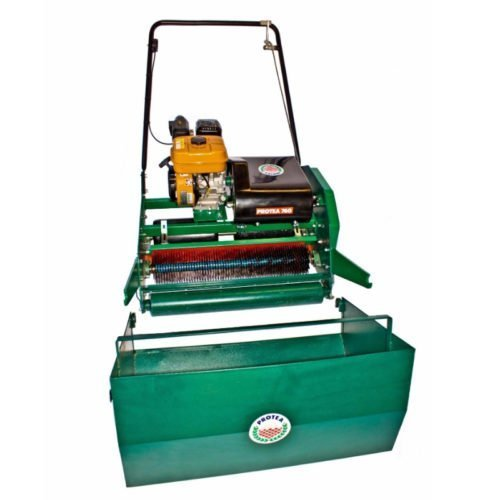 SVG 760 (30) Scarifier & Verticutter Fitted With Groomer Reel